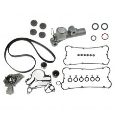 91-99 Dodge Mitsubishi 3.0L Timing Belt, Tensioner, Water Pump, Gasket & Seals Kit
