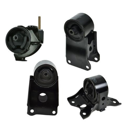 infiniti i30 nissan maxima engine transmission mount kit. Black Bedroom Furniture Sets. Home Design Ideas