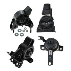 98-02 Corolla, Prizm 1.8L w/ 4sp AT Engine & Transmission Mount Kit (Set of 4)