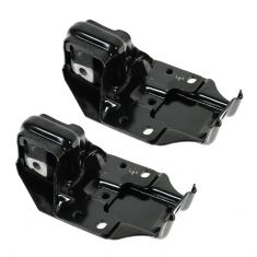 94-05 Buick; 95-05 Chevy; 94-97 Olds; 94-03 Pontiac FWD Multifit Engine Strut Bar Bracket Mount PAIR