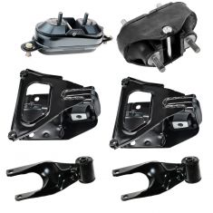 97-03 Grand Prix; 98-02 Intrigue; 00-05 Impala, Monte Carlo 3.8L Complete Engine & Trans Mount Set