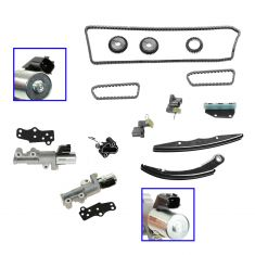 05-13 Frontier, Xterra; 12-13 NV 1500-3500; 05-12 Pathfinder w/4.0L Timing Chain & Solenoid Kit