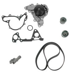 95-05 Chrysler Dodge Mitsubishi Water Pump, Tensioner & Timing Belt Kit
