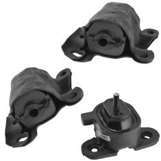 93-95 Camaro, Firebird w/3.4L Engine & Transmission Mount Set of 3