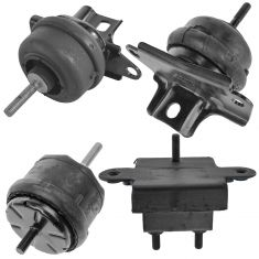 00-05 Buick LeSabre, Park Avenue, Pontiac Bonneville Engine & Automatic Transmission Kit (Set of 4)
