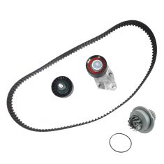 04-08 Chevy Aveo; 05-08 Pontiac Wave; 06-08 Suzuki Swift Timing Belt Set & Water Pump Kit