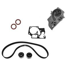 98-01 Kia Sephia; 00-04 Spectra 1.8L Timing Belt, Water Pump, & Crankshaft/Camshaft Seal Kit