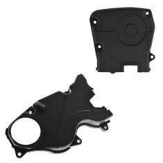 05-08 Hyundai Tiburon, Tucson, Elantra 2.0L Upper & Lower Timing Cover set
