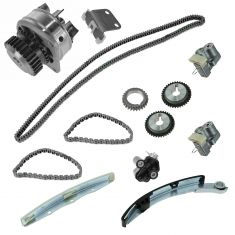 04-05 Nissan Altima; 04-08 Maxima; 04-07 Quest Timing Chain & Water Pump Kit