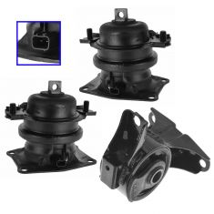 05-06 Honda Odyssey w/3.5L i-VTEC (w/Variable Control) Engine Mount Kit (Set of 3)