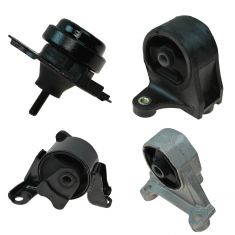 01-05 Honda Civic 1.7L M/T engine & Transmission mount Set of 4