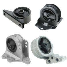 95-99 Eclipse Conv 2.0T; 95-99 Eclipse 2.4; 94-98 Galant 2.4 Engine & MT Trans Mount Kit (4pc)