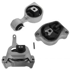 07-12 Nissan Altima; 07-11 Altima Hybrid 2.5L Engine Mount Kit (set of 3)