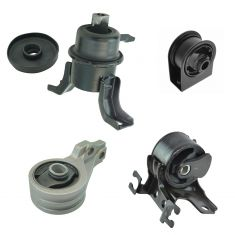 05-12 Escpe; 05-11 Tribute, Mariner w/2.3L, 2.5L, 3.0L (w/4WD or 2WD w/AT) Eng/Trans Mnt Kit (Set 4)