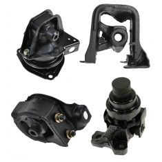 97-99 CL ; 96-97 Accord; 95-98 Odyssey; 96-97 Oasis, 2.2L/2.3L, w/AT Engine & Trans Mount (Set of 4)