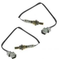 95-08 Acura; Honda Multifit 1.6L, 3.0L, 3.2L Front & Rear Downstream O2 Oxygen Sensor PAIR