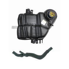 03-07 Ford SD PU 6.0L; 05-07 Ford SD 5.4L, 6.8L Rad Bottle w/Hose Kit (Motorcraft)(Dorman)