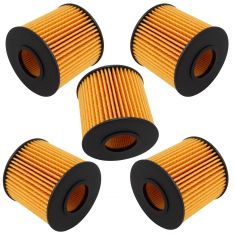 Lexus; Toyota; Scion Catridge Oil Filter Set of 5