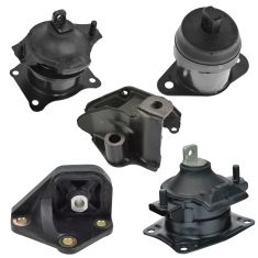 03-07 Honda Accord w/2.4L Engine & Transmission Mount Kit (SET of 5)