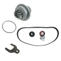 04-08 Chevy Aveo; 05-08 Pontiac Wave; 06-08 Suzuki Swift Timing Belt Set & Water Pump Kit w/ Tool