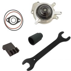 06-16 Express, Savana 2500-4500; w/6.6L Water Pump w/ Flyweel Lock, Socket & Wrench Tool