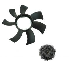 04-16 Nissan Infiniti Truck SUV Multifit Fan Clutch & Blade Kit