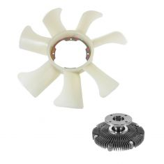 97-00 Infiniti QX4; 96-00 Pathfinder Radiator Fan Clutch & Blade Kit