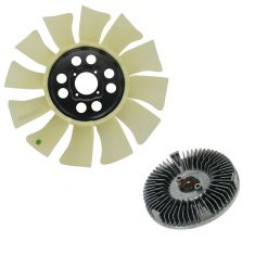 98-01 Ford Explorer; Mercury Mountaineer 4.0L Radiator Fan Clutch & Blade Kit