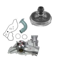 99-03 Ford F250 F350 7.3L Water Pump & Fan Clutch Kit