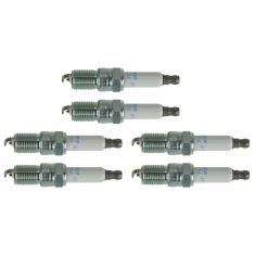 AC Delco 41-993 Spark Plug (Set of 6)