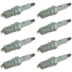89-09 GM Multifit Platinum Spark Plug 41-902 Set of 8 (AC Delco)