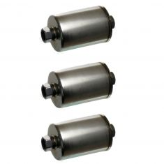 79-09 GM Multifit Fuel Filter GF652F (Set of 3) (ACDelco)
