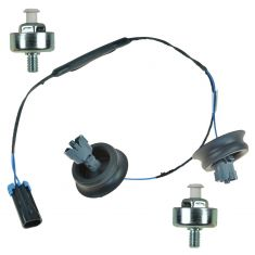 99-07 GM Multifit Engine Knock Sensor Harness & Sensor Kit (3pc) (AC Delco & GM)