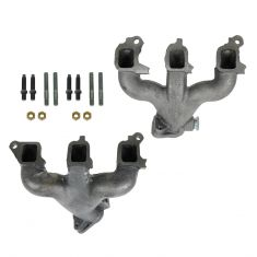 87-96 Ford 4.9L Front & Rear Exh Manifold Pair (Dorman)