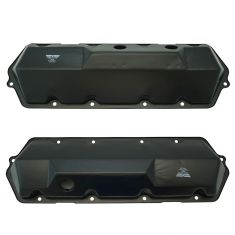 96-03 Ford Super Duty Van, F250SD, F350SD, F450SD, F550SD w/7.3L Engine Valve Cover Pair (Dorman)