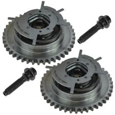 05-13 Ford, Mercury Multifit w/4.6L, 5.4L 3V Camshaft VVT Act (Phaser) Sprocket & Bolt Pair (Ford)