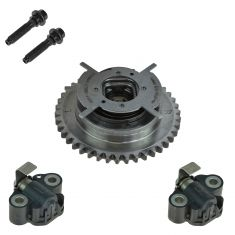 05-13 Ford, Mercury Multifit w/4.6L, 5.4L 3V Camshaft VVT Actuator Sprocket & Tensioner Set (Ford)