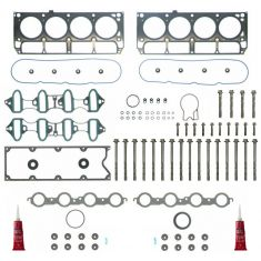 2004 Buick, Cadillac, Chevy, GMC, Isuzu Pickup/SUV Multifit Cylinder Head Gasket, Head Bolt, RTV Kit
