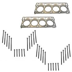 03-05 Excursion; 03-07 F250-F550; 04-10 Van (6.0L & 18mm Dowel) Head Gasket and Bolt Set (FEL PRO)