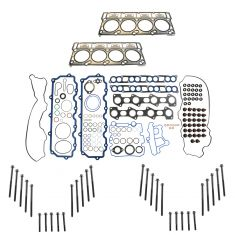 03-05 Excursion; 03-07 SD;04-10 Van (6.0L & 18mm Dowel) Top End, Head Gasket, and Bolt Set (FEL PRO)