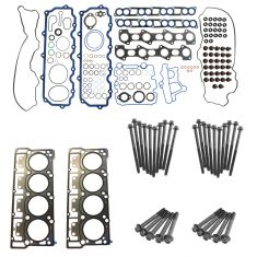 03-05 Excursion; 03-07 SD;04-10 Van (6.0L & 20mm Dowel) Top End, Head Gasket, and Bolt Set (FEL PRO)