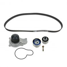 Jeep 4-Cyl. 2.4 L 2002 Timing Water Pump Kit  4 Components