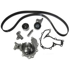 98-08 Honda Isuzu V6 3.2L 3.5L  Timing Belt Water Pump Kit 5 Components