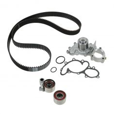 Toyota Lexus V6 3.0L 92-93 Timing Belt Water Pump Kit 5 Components