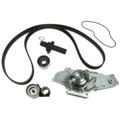 Honda Acura V6 3.5L 3.2L Timing Belt Water Pump Kit 5 Components