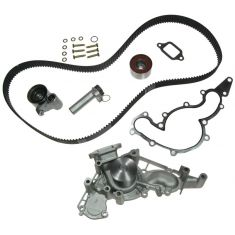 Lexus V8 4.0L 90-97 Timing Belt Water Pump Kit 5 Components