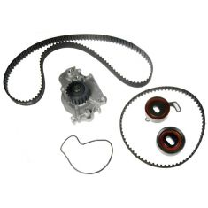 Honda L4 2.3L Timing Belt Water Pump Kit 5 Components
