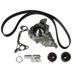 Mitsubishi V6 3.8L 05-10 Timing Belt Water Pump Kit 5 Components