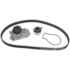 88-91 Honda Prelude 2.0l 2.1L DOHC Timing Belt Kit with Water Pump (Gates)