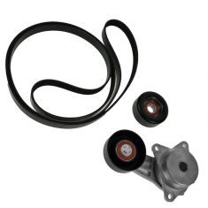 Accessory Belt Drive Solutions Kit